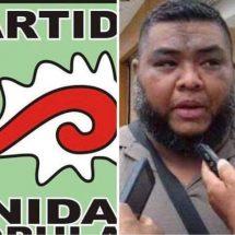 Dirigente del PUP e hijo de ex edil detenido por la Policía Estatal por robo