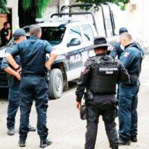 Recogen armas a policía de Acatlán; quitan el control a la Policía Municipal