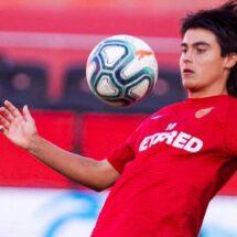 Selección Mexicana: Luka Romero es mexicano y el Tri sí lo buscará