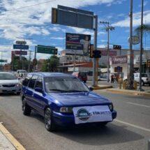 Realizan segunda caravana anti AMLO en Oaxaca
