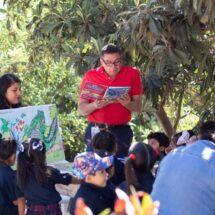 Un sinfín de enseñanzas aguardan a la niñez oaxaqueña