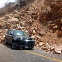 Cinco defunciones en Oaxaca por el sismo de 7.5 grados: Gobierno del Estado