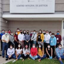 Recorre Fiscal Verónica Hernández oficinas regionales de zona sur ISLA