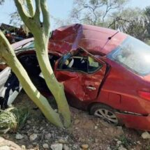 Certifican que Erangelio Mendoza iba ebrio cuando se accidentó con vehículo