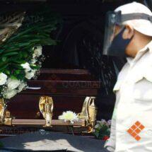 Oaxaca tuvo 30 muertes en 4 días por Covid 19; suman 630 este sábado
