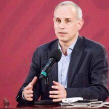Diputados de Morena respaldan trabajo de López-Gatell