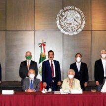 Segob y gobernadores llegan a un acuerdo por semáforo covid