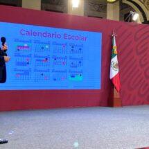 SEP da a conocer el calendario escolar 2020-2021