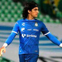 Carlos Acevedo, el segundo portero titular más joven de la Liga MX