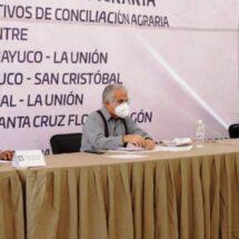 Con firma de Convenios Definitivos de Conciliación Agraria, ejidos de la costa ponen fin a décadas de conflictos