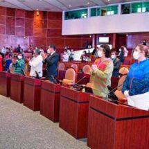 Salud y protección civil, demanda el pueblo oaxaqueño: Congreso del Estado