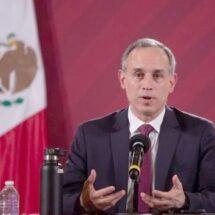 López-Gatell asegura que 16 estados podrían pasar a semáforo verde
