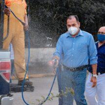 Llama Gobierno de Noé Ramírez a mantener medidas de prevención contra Covid-19