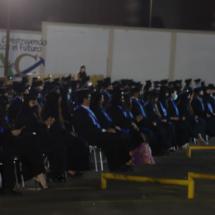 Denuncia mujer posible brote Covid en graduación de la FCA