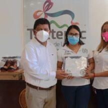 Refrenda Noé Ramírez compromiso de trabajo con sindicalizados