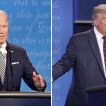 Reprocha Biden a Trump 200 mil muertes por Covid