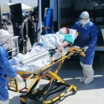 Reporta México 71 mil 978 muertes por Covid