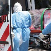 Reporta México más de 68 mil muertes por Covid y 642 mil 860 contagios