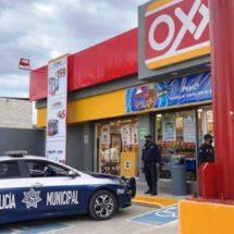 De nuevo, la grave inseguridad en Santa Lucía del Camino origina asalto a Oxxo