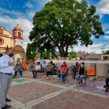 La Casa de la Cultura de Santa Lucía no se cierra: Dante Montaño