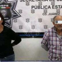Mujer de 49 años acuchilla a su esposo de 62