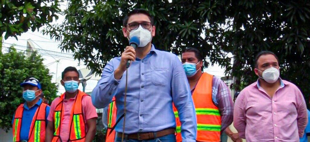 Gobierno de Tuxtepec refuerza la batalla contra el coronavirus