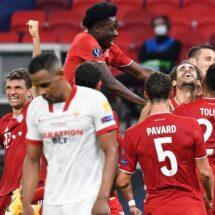¡Bayern München reina en Europa! Los alemanes derrotaron en tiempo extra al Sevilla en la Supercopa de la UEFA