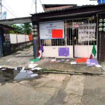 Inician en Oaxaca protestas violentas de feministas por caso Edomex