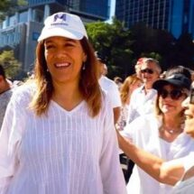 Responde Zavala a AMLO: 'Yo encabezo México Libre'