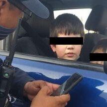 Escapan 2 niños de casa en Saltillo; burlan seguridad