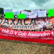 Marchan artesanos para exigir apoyos del gobierno