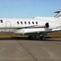 Se roban un avión en Morelos