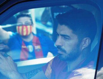 Luis Suárez jugará en Madrid