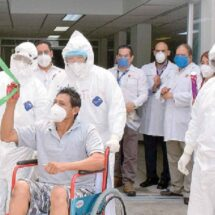 Sanados de covid arrastran secuelas; médicos urgen medidas de atención a recuperados