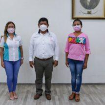 Noé Ramírez llama a las mujeres a sumarse a la campaña contra el Cáncer de mama