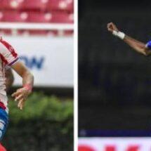 José Juan Macías y Santiago Giménez, los goleadores del futuro