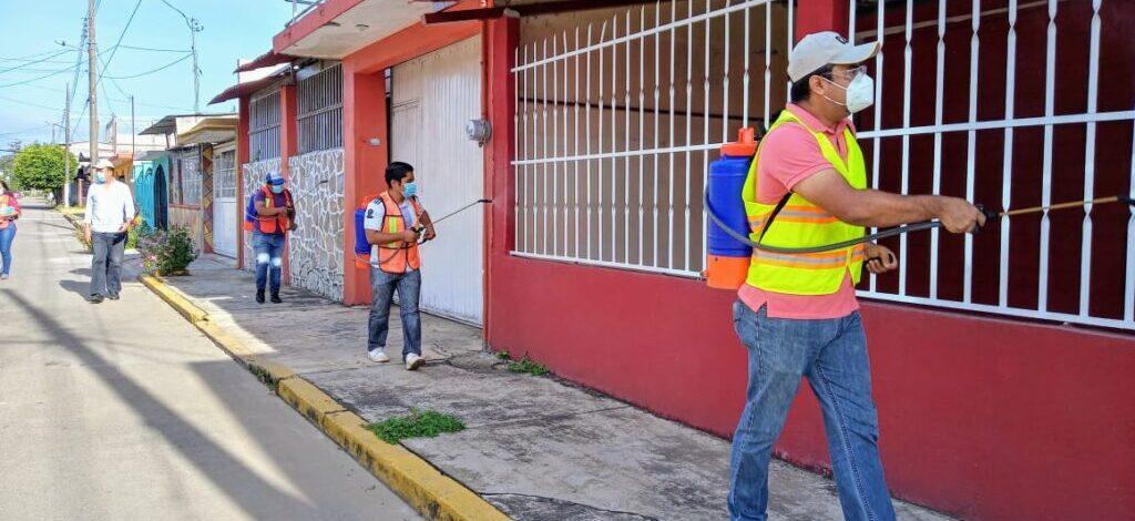 Llega el Tequio por la Salud a Las Palmas