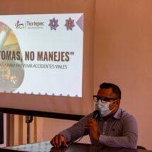 Consumo de alcohol provoca 26 accidentes viales con 3 decesos en octubre en Tuxtepec
