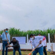 Con distribución eficiente de recursos acercamos servicios básicos a comunidades y colonias: Noé Ramírez