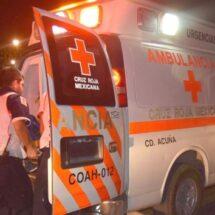 Lesionan de un navajazo pandilleros a transeúnte en Acuña