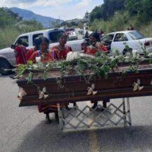 Muere indígena triqui en Juxtlahuaca; culpan al presidente municipal