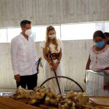 Por iniciativa de Ivette Morán de Murat, hoy Oaxaca cuenta con el primer Santuario del Gusano de Seda en México