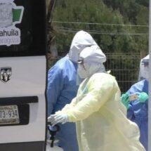 Suma México 83 mil 507 muertes por Covid