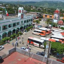 Matan a un individuo en el centro de Miahuatlán y otro en Pinotepa