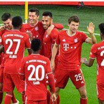 El Bayern se adueña del liderato tras vencer al Dortmund