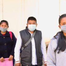 Reciben becas 400 jóvenes de la Estrategia Nacional de Iniciación a la Docencia en el Medio Indígena: IEEPO
