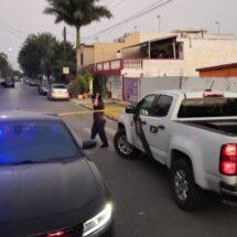 Matan de cuatro balazos a un hombre en el patio de su casa en Guadalupe