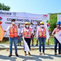 Inicia CAO reconstrucción de puente en Puerto Ángel