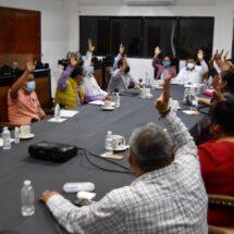 Acuerda Cabildo que Tuxtepec siga en color Naranja del Semáforo Epidemiológico