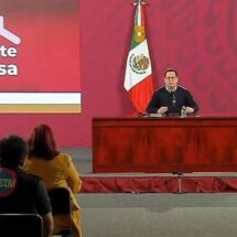 Acumula México 95 mil 27 muertes por Covid-19